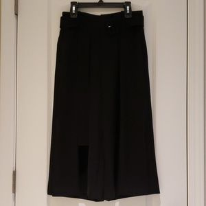 Brand new without tags Vince Belted Culottes